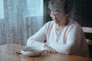 Five Reasons Your Senior Isn't Eating Well