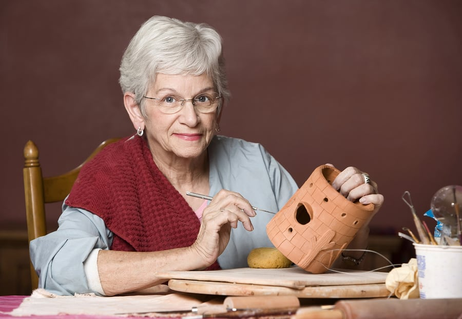Old Handicrafts Are New Again – Why Your Parent Should Give Them a Try