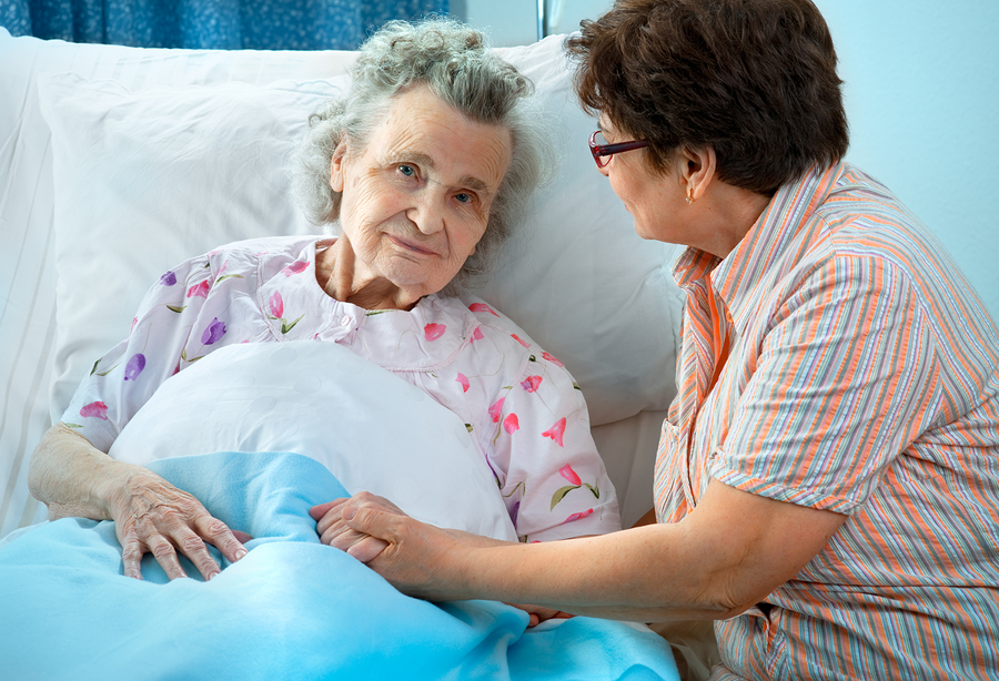 End-of-Life Care in Allentown PA: How Should You Talk to a Family Member Who Is Dying?