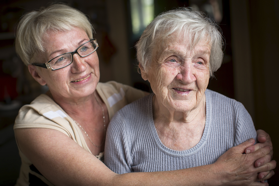 Increasing Numbers of Retirees Find Themselves Caring for Parents